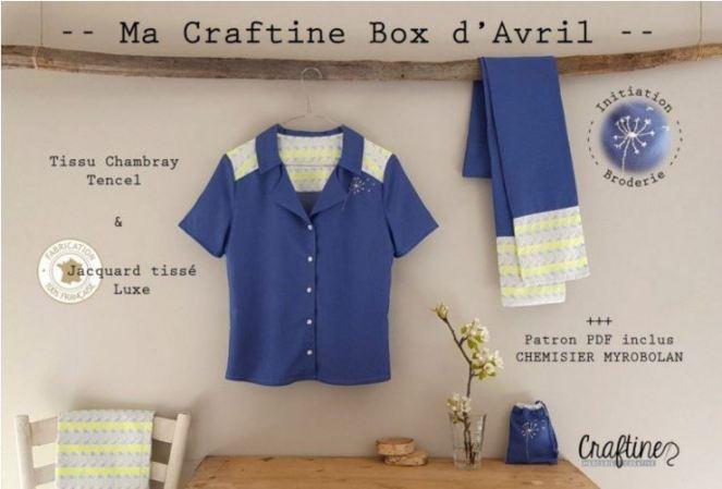 Craftine Avril