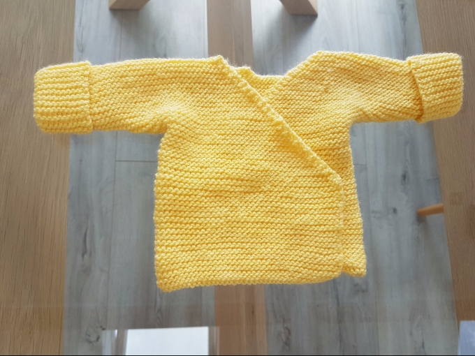 Madame Anne So_Tricot Marceline Jaune