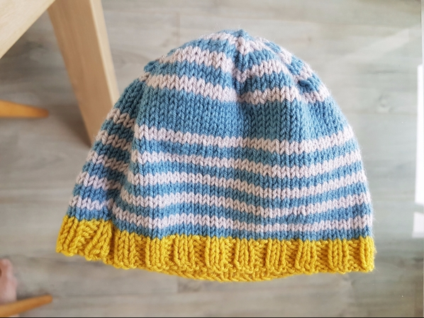 Madame Anne-So Tricot Bonnet Hubert