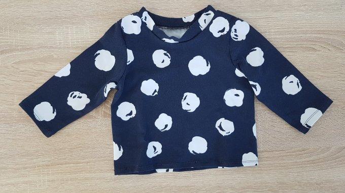 Madame AnneSo_T-shirt bébé jersey